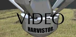 3D Rendering Of Turbine in Field