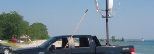 Wind Powered F150 II